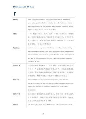 chinese glossary