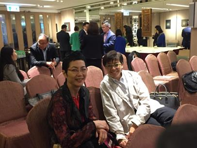DRI Hong Kong Members Gather for Networking Event
