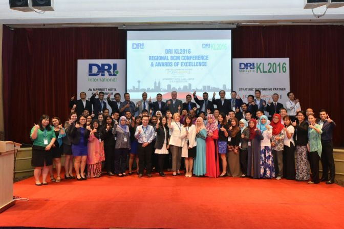CONGRATULATIONS TO THE DRI-KL2016 AWARDS OF EXCELLENCE WINNERS