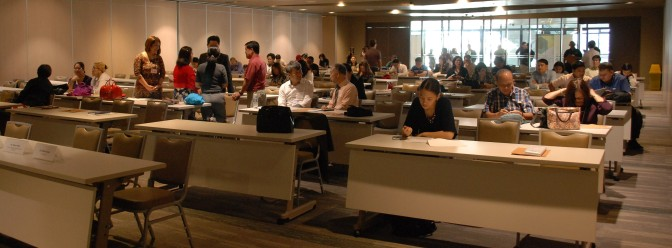 Inaugural DRI Collegiate Conference in the Philippines a Success